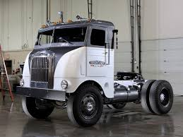 100 Freightliner Pickup Trucks Freightliner Cabover Pictures 1947 Semi Tractor Retro