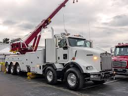 100 Kenworth Tow Truck Dual Steer Recoverying 2015 Midwest Reg Flickr