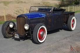 1932 Ford Roadster Pickup, Hot Rod, Rat Rod, Volksrod, VW Beetle ...