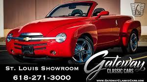 100 Ssr Truck For Sale 2004 Chevrolet SSR For Sale 2242280 Hemmings Motor News