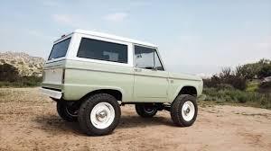 ICON BR Restored & Modified Ford Bronco #51! - YouTube