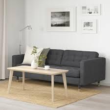 landskrona 3er sofa gunnared dunkelgrau oder im