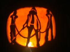 Walking Dead Pumpkin Stencils Free Printable by The Walking Dead Pumpkin Like A Boss Holidays Are A Great