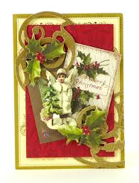 74 best Anna Griffin Christmas Angels images on Pinterest