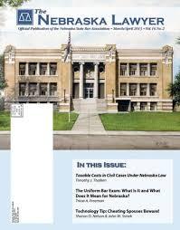 Ecf Help Desk Sdny by The Nebraska Lawyer Magazine March April 2017 By Elisa Oria Issuu