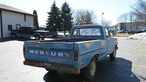 1968 Mercury M-100 For Sale Near Manitowoc, Wisconsin 54220 ... Mercury Truck Photo And Video Review Comments 1940s F100 Truck Gl Fabrications 1957 M100 Hot Rod Network Manitoba 1950 M68 Pickup 1949 Cadian Panel Rm Sothebys 1948 M47 12ton Vintage 1951 M3 Wicked Garage Inc Plum Crazy Restorations The Muscle Car Shop Custom Cohort Capsule 1965 Econoline Unicorn 1962 Blondy Flickr Autolirate
