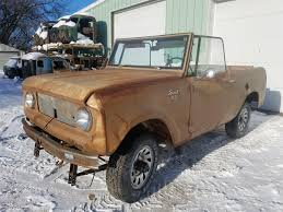 1966 International Scout For Sale | ClassicCars.com | CC-1051634 Sales Literature Archives Ih Scout Get A Custom Betterthannew Vinatage For 65000 Gear Patrol 1980 Intertional Harvester Ii Turbo Diesel Sale Youtube Junkyard Tasure 1979 Autoweek Catering Services Ogden Utah We Make Catering Easy Old Trucks I May Have To Sell My 4x4 1977 Near Denver Colorado 1967 2056473 Hemmings Motor News 2018 Toyota Tundra Truck In Florence Near Manning 1978 Terra Pickup Classic Trucks Sale Curbside 1976 The Hometown