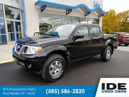 100 Trucks For Sale In Rochester Ny PreOwned 2013 Nissan Frontier PRO4X Crew Cab Pickup In