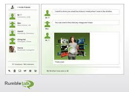 Live Chat Room Overview WIX App Market