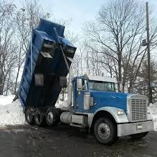 100 Dump Trucks For Sale In Michigan 2001 FREIGHTLINER FLD120 Wayne MI 5004609075