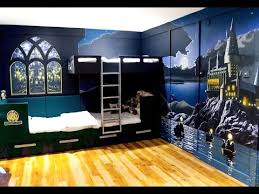 50 Cool Bedroom Ideas Themed Harry Potter