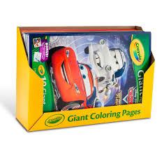 Giant Coloring Pages Assorted Bulk Case