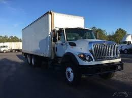 Box Trucks For Sale: Box Trucks For Sale In Sc