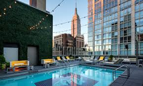 The Best Rooftop Bars In NYC | The Ultimate Guide To Drinks With A ... Rooftop Lounge In Nyc Home Porn Pinterest Top 10 Bars Elegrans Real Estate Blog Magic Hour Bar Lounge New York City View Luxury Park Avenue Hotel Gansevoort 18 Ink48 With Mhattan Skyline Behind Bars The Best Rooftop Die Besten Rooftopbars Von Echte Insidertipps 6 To Visit This Summer Refinery In Good Company Best Outdoor Drking Patio Travel Leisure