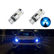t10 w5w led car parking light bulb for mazda 3 6 mercedes opel