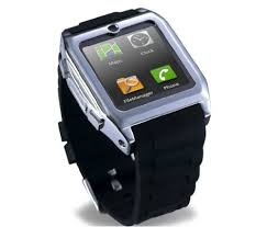 new touch Screen Smartwatch Bluetooth Watch Mobile Phone MP3 Video Camera GSM FM bluetooth connect Android phones smart watch Black