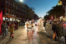 Park Slope Halloween Parade 2015 Photos by The Top 10 Best Blogs On Halloween Parade