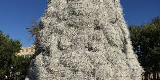 Tumbleweed Christmas Tree Pictures by Chandler U0027s Tumbleweed Christmas Tree Turning Heads