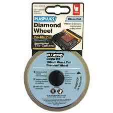 110mm glass diamond wheel cutting blade