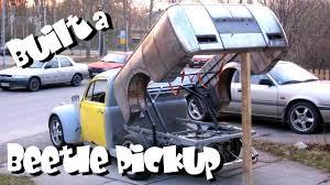100 Vw Bug Truck Volkswagen VW Beetle Pickup With Airride Building Story Vocho