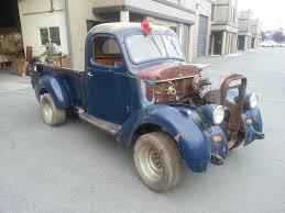 100 1940 International Truck Pickup GL Fabrications