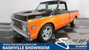 1972 Chevrolet C10 | Streetside Classics - The Nation's Trusted ... 2018 New Chevrolet Camaro 2dr Convertible Ss W2ss At Penske Chevy Truck Beautiful 2005 Ssr 2 Dr Ls Ssr Reviews And Rating Motor Trend The Blazette 1974 Luv Was A Crazy 500 Retro Pickup Wikipedia 2019 Colors Awesome Corvette Zr1 2003 Red I Adore These Little Fichevrolet Tracker Convertible Jpg 57 Bel Air For Sale Classiccarscom Cc16507 Top In Action Youtube