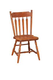 Colonial Arrow Back Chair - Amish Furniture Connections - Amish ...