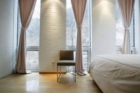 Modern Window Curtains For Living Room by Upscale Window Treatments Bedroom Awesome Chandelier Above Grey