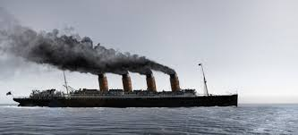 Lusitania Sinks In Real Time by 100 Rms Olympic Sinking Youtube Titanic Sinking On