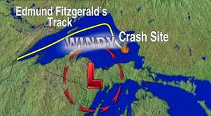 What Time Did The Edmund Fitzgerald Sank by Setting The Record Straight 39 Years Ago Today The Edmund