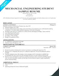 Resume And Career Services Engineering Internship Sample Student Good Examples For College Students Resumes Example Looking