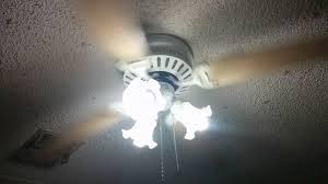 Hampton Bay Ceiling Fan Light Bulb Change by Unknown Hampton Bay Ceiling Fan Youtube