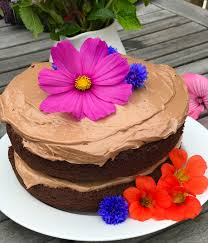 Best Cake Decorating Blogs by The Best Real Chocolate Cake Savorbang