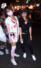 West Hollywood Halloween Carnaval 2015 by Costume H Net