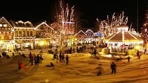 Christmas Tree Lighting Leavenworth WA  365 Things To Do Around