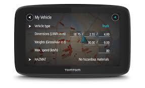 100 Truck Navigation TomTom PRO 7350 TRUCK WEBFLEET TomTom Telematics US