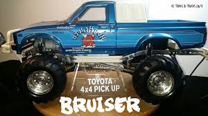 Vintage Tamiya Toyota Bruiser 4X4 Pick-Up Truck - Original 1985 RC ... Scale Rc Of A Toyota Tundra Pickup Truck Rc Pinterest 9395 Pickup Tow Truck Full Mod Lego Technic Mindstorms Gear Head 110 Toy Vinyl Graphics Kit Silver Cr12 Ford F150 44 Pickup Black 112 Rtr Ready To Rc4wd Trail Finder 2 Truck Stop Light Bars Archives My Trick Milk Crate Blue 1 Best Choice Products 114 24ghz Remote Control Sports Readers Ride Of The Year March Sneak Peek Car Action Toys With Dancing Disco