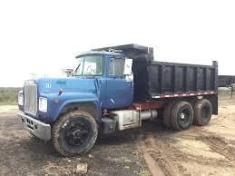 100 Truck Auctions In Texas Lot Big Spring TX 1976 Mack R600 TA Dump Bonded TX Title
