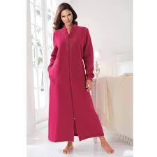 robe de chambre polaire femme zipp de chambre femme avec fermeture eclair notre avis
