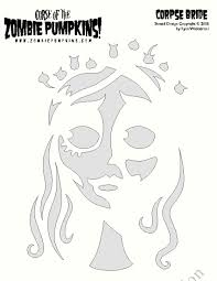 Superman Pumpkin Stencil Printable by The Corpse Bride Pumpkin Carving Wow Holidays Pinterest