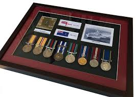 Solid Oak Sports Medal Display