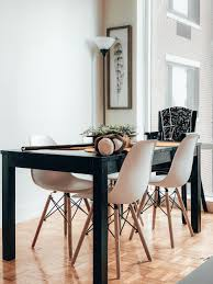 Black Wooden Table And White Chairs Photo – Free Chair Image ... Best Small Kitchen Ding Tables Chairs For Spaces Remarkable Plastic Covers For Room Rooms Excellent Leather Arm Chair Surprising Fniture Upholstered Elegant Luxurious Black And White Ding Room With Table Ghost Strong Swivel Contemporary Palm On Wooden Cupboard Next To The Window In Big Wicker Lampshade Haing Above Modern Leather Chairs Cultivandoayudaco Kyla Kd Pu Rose Gold Legs White Npd