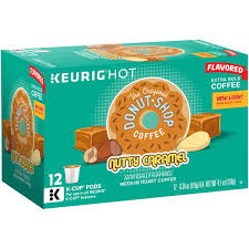 The Original Donut Shop Nutty Caramel K Cup Packs Coffee