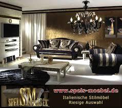 luxus möbel sofa sessel polstermöbel wohnzimmer royale