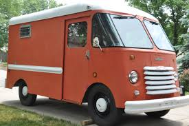 1957 Grumman Kurb Side Step Van | Things For My Wall | Pinterest ... Grumman 78 Built On Blood Sweat And Cheers The Cozy Sweater Caf Used Step Van Food Truck In Florida For Sale Mobile Kitchen I Cant Believe There Was Almost A Mail Truckbased Sports Car The Images Collection Of Los Food Wagon Sale Angeles Truck Project Grumliner Rayvern Hydraulics Body Dropped Grumman Postal Van Superfly Autos My Vintage Grumman At Kildare Deluxe 2015 Stepvan Pinterest 2004 Freightliner M Line Walkin Step For Sale 4584 Ladder Olson Skunk River Restorations 55 Ford Bread Trk Vans