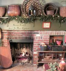 Primitive Decorating Ideas For Fireplace by 39 Best Early American Fireplaces Images On Pinterest Primitive
