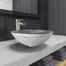 Trough Sink With Two Faucets by Sinks For Less Overstock Com
