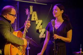 live musik jazzduo berlin jazz swing wohnzimmerkonzert in