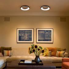 elg leuchten led deckenleuchte rund 35 watt 2900lm 3000k design leuchte anbauleuchte modern dekorativ deckenle wohnzimmer schlafzimmer flur