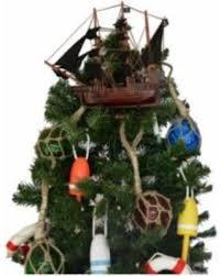 Calico Jacks The William Model Pirate Ship Christmas Tree Topper Decoration
